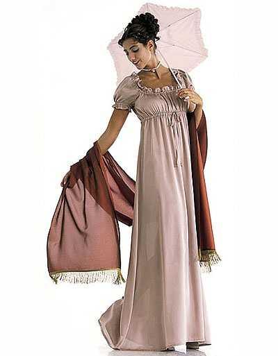 c1aab72077178ae Как просто сшить платье в стиле ампир выкройка