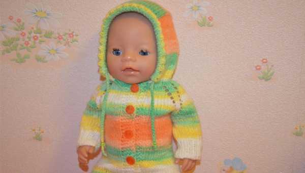 как сшить для куклы беби бон одежду