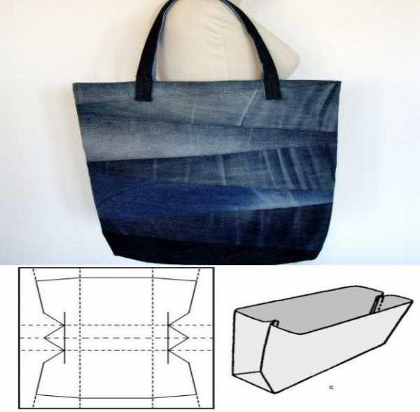 a831f0987385 Отличным вариантом станет пошитая джинсовая сумка своими руками, с которой  можно ходить на работу, в магазины или на прогулки.