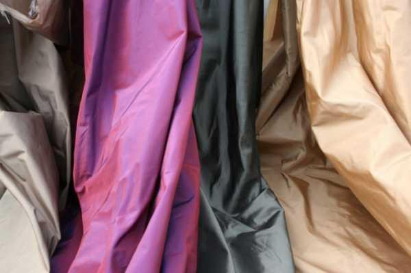 383f46d4b1b Как сшить из шелка платье