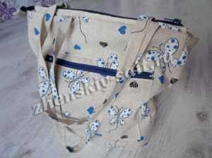 8c4df82a65c4 Как сшить летнюю сумку