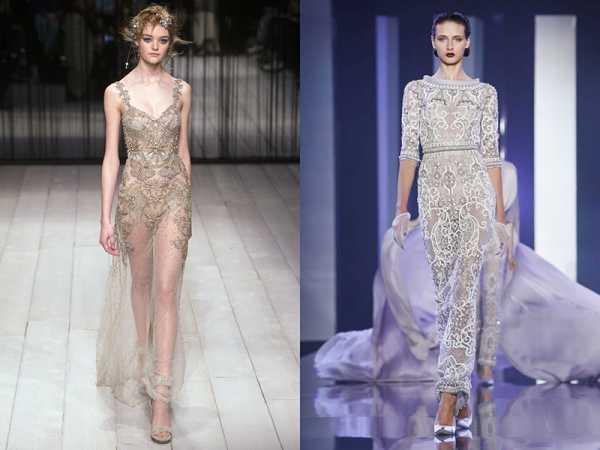 5b82481362a Очень важно правильно выбрать белье под прозрачное платье. Оно должно быть  плотным и бесшовным. Модели белья с кружевом