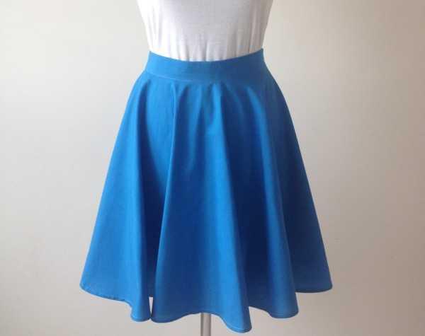 Как сшить простейшую юбку