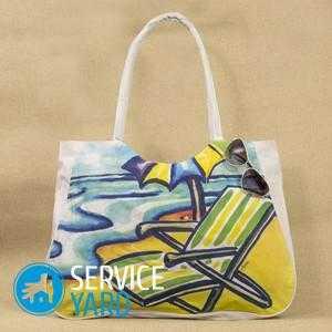 c4fd1d1bb16a Как сшить пляжную сумку своими руками? Выкройки для правильного пошива