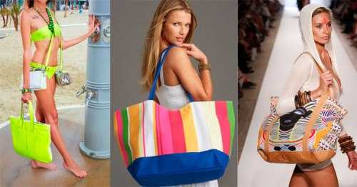 e414eae1e73d Как сшить пляжную сумку своими руками в домашних условиях? А сделать это  очень просто. Для этого Вам потребуется: