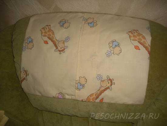 Как сшить белье для новорожденных своими руками 410