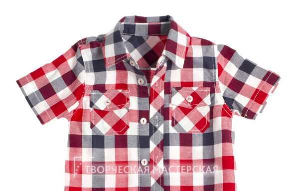 0fb903599ec Как сшить рубашку для мальчика своими руками