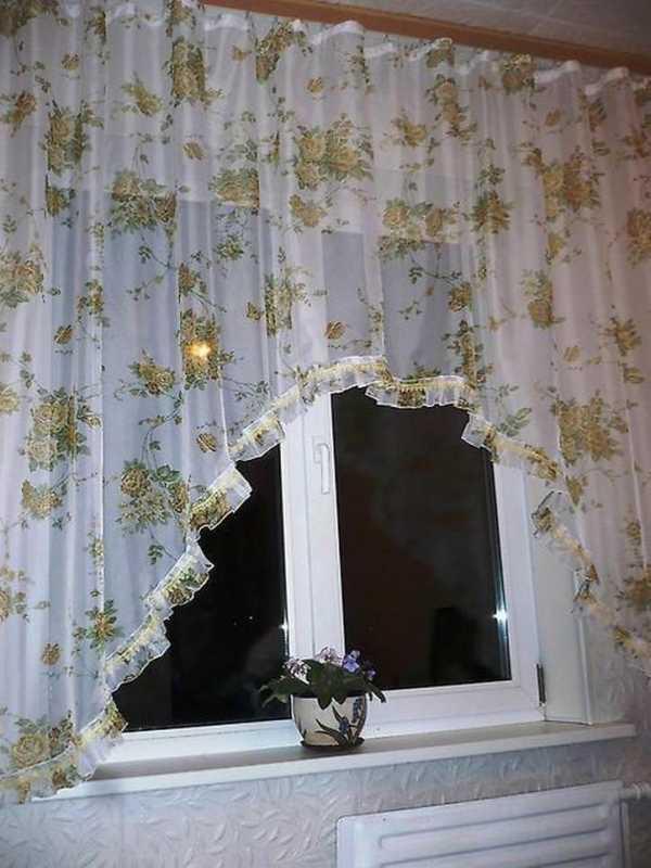Арка шторы своими руками 77