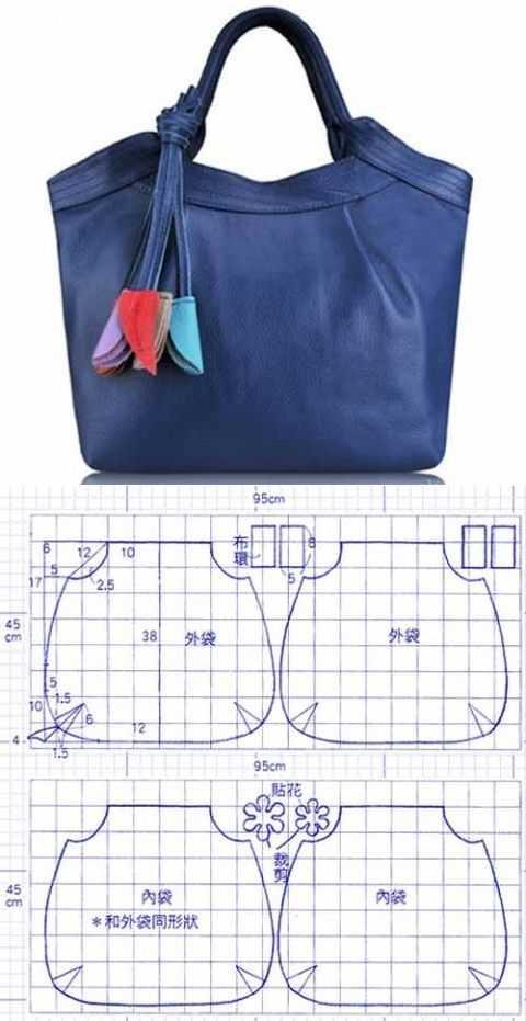 ab1cb267070a Как сшить сумку из кожи своими руками