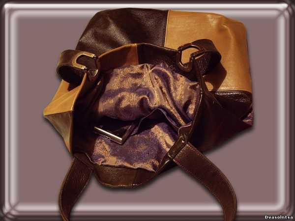 414aea418b83 Как сшить сумку из кожи своими руками