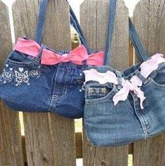 9b5d9cb31a47 Как сшить сумку из старых джинсов своими руками выкройки