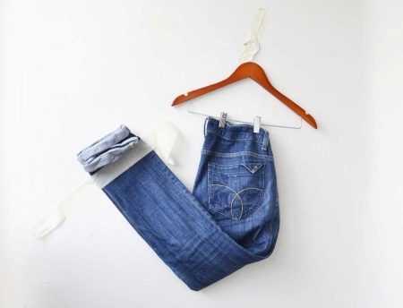 95ff2f0c1701 Как сшить юбку из старых джинсов своими руками