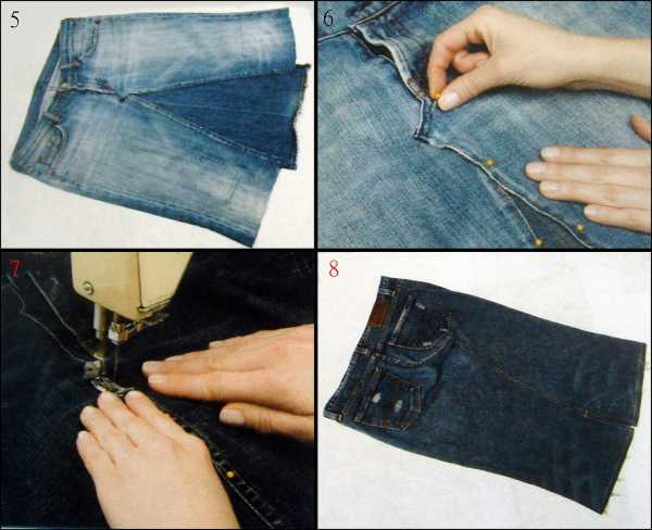 Швы на джинсах своими руками 745