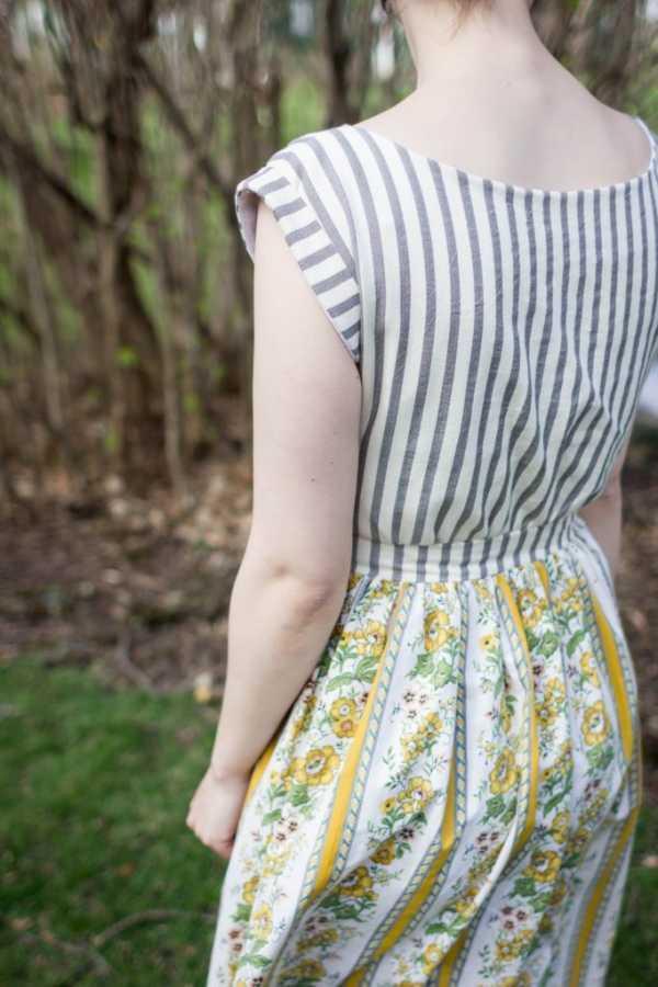 73af3dc534c Как своими руками сшить винтажное платье