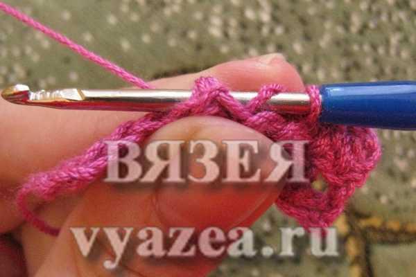 плед хвост русалки схема вязания спицами