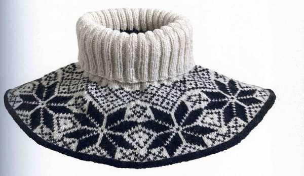 Схемы для вязания спицами уютных тапочек