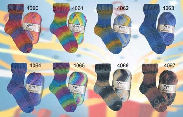 Пряжа для носков - какая лучше? ServiceYard-уют вашего дома