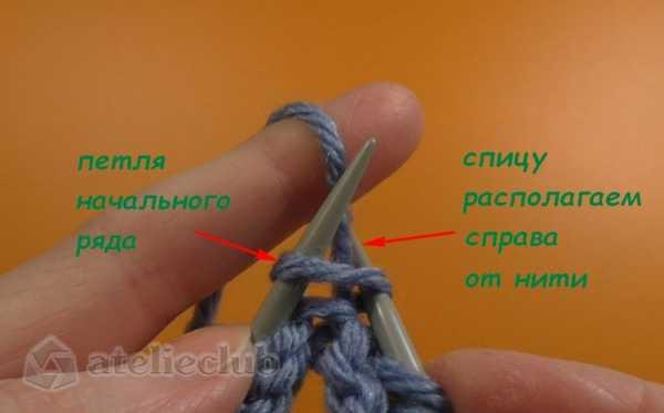 Вязание 2 лицевые 2 изнаночные петли спицами 35