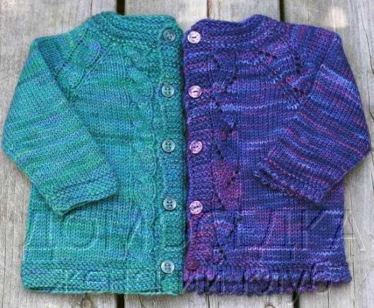 Описание и схемы вязания узора из косичек спицами для