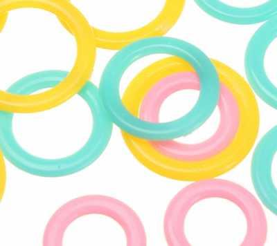 Колечки маркеры для вязания 90
