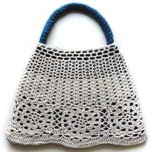 e370bd9472fe Широкую популярность приобрели сумки крючком (схемы большинства из них  разработаны самостоятельно вязальщицами), для вязания которых были  применены и мотивы ...