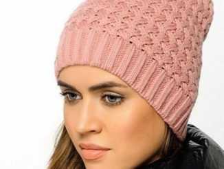 шапки женские вязание спицами