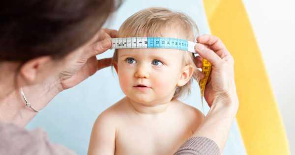 шапочка для младенца спицами