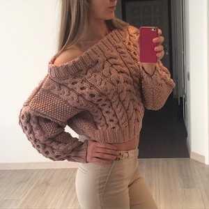 Вязание спицами свитер схема фото 870