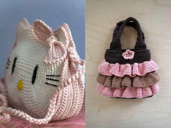 1fa21d000d9c Даже если ваша маленькая дочка случайно испачкает сумку, то аксессуар легко  можно будет постирать.