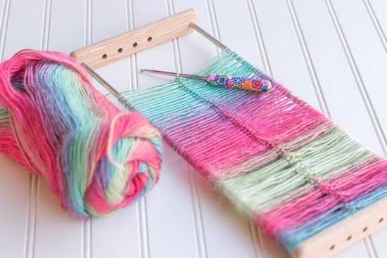 вязание на вилке для начинающих мастер класс